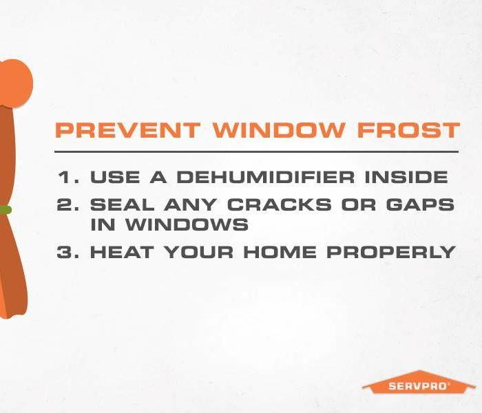 General Prevent Window Frost