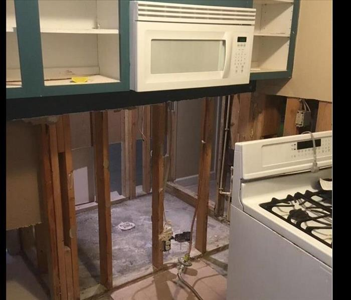 Water Damage Kitchen Water Damage - What to Look For
