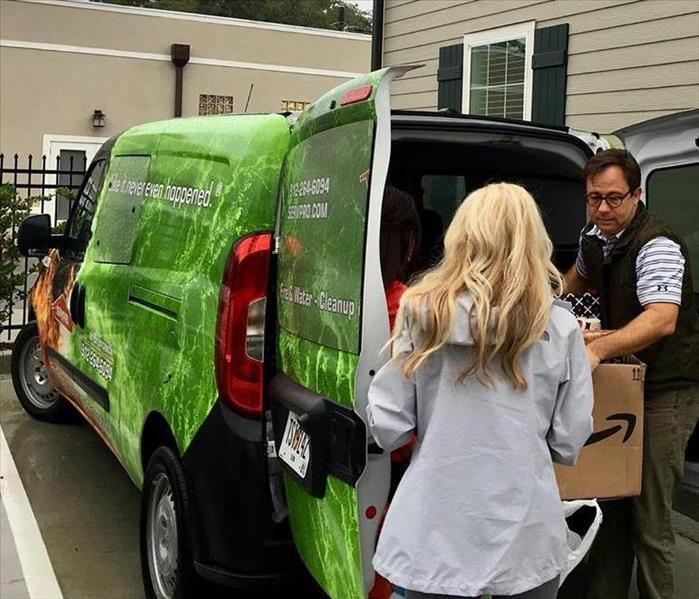 Why SERVPRO 2nd Annual  Coat Drive