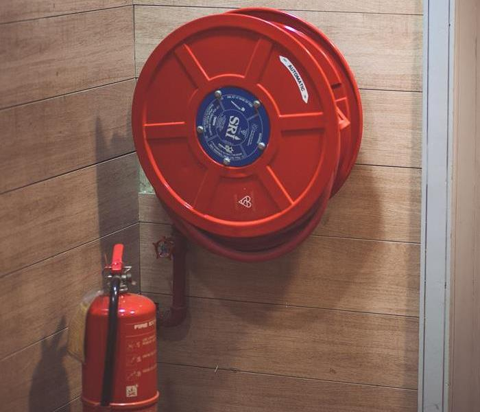 Fire Damage Fire Extinguisher Safety Tips