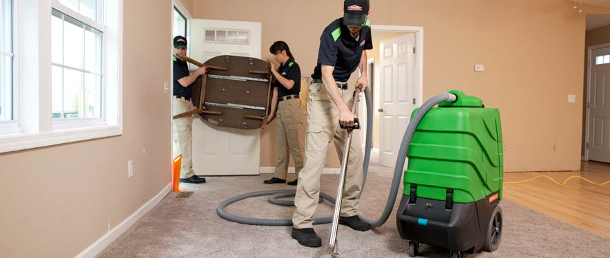 Brunswick, GA residential restoration cleaning